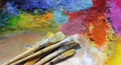 Как научиться рисовать маслом?