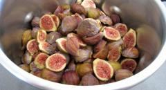 Варенье из винограда и фиги