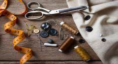 Как научиться шить своими руками. Фурнитура для швейных машин