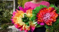 Товары для изготовления ростовых цветов