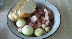 Мусака по-гречески с баклажанами - рецепт с фото (мастер класс)