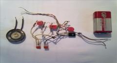 Электронный отпугиватель грызунов (крыс и мышей)
