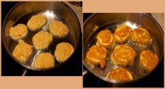 Оладьи из тыквы - рецепты приготовления с фото