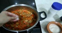 Мастава (узбекский суп)