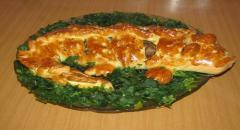 Блюдо Дракон - что приготовить на год Дракона