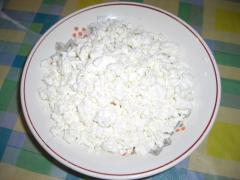 Картошка с творогом - закуска картофельный сыр