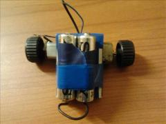 Как сделать робота из батареек фото 383