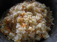 Отварной рис - вкусный и рассыпчатый