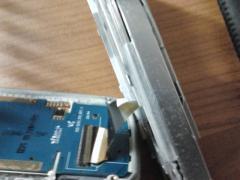 Как заменить шлейф на телефоне слайдере