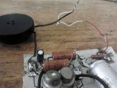Имитатор звука кряканья утки - фото, схема, инструкция.