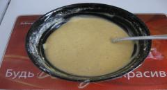 Куриное филе в кляре - рецепт