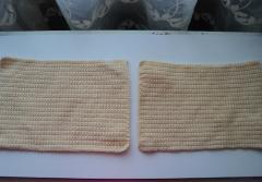 Подушка - женская грудь, вязание крючком, схема, фото
