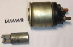 Замена втягивающего реле стартера (ВАЗ 2108-099)