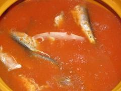 Килька в томатном соусе - рецепт с фото