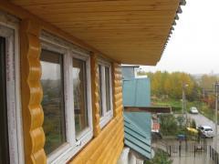 Облицовка фасада дома своими руками - фото, инструкция