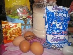 Крем из яичных желтков, как приготовить - рецепт с фото