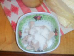 Рогалики со сгущенкой - рецепт приготовления с фото