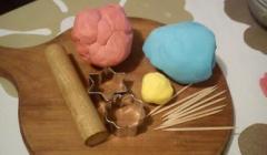 Изготовление фигурок для украшения торта - описание, фото