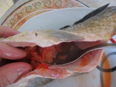 Как приготовить карпа с болгарским перцем - рецепт с фото