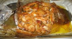 Куриные крылышки маринованные