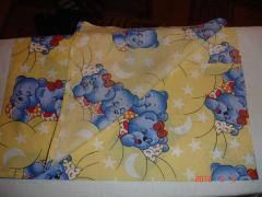 Наволочка на подушку, пошив