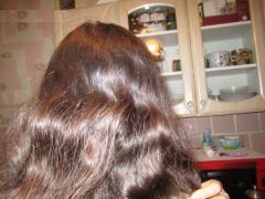 Маска для волос на основе хны и отвара ромашки