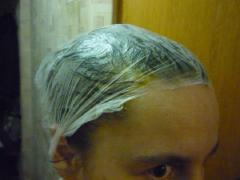 Домашняя маска для волос от перхоти с двойным эффектом