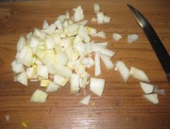 Гуляш с овощами и свининой - рецепт с фото