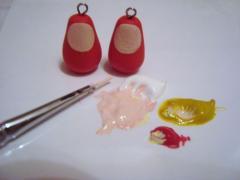 Сережки - Веселые матрешки