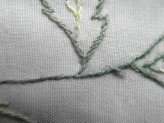 Вышивка цветов гладью - схема, фото