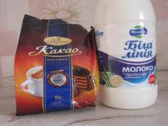 Как варить какао с молоком - рецепт с фото