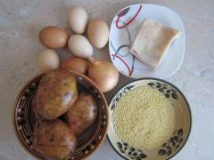 Украинский кулиш - рецепт с фото