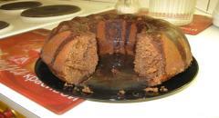 Шоколадный кекс - рецепт