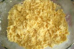 Соленое печенье с кунжутом - рецепт с фото, мастер класс