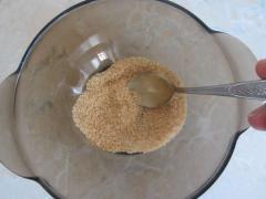 Скраб для тела из сахара и корицы