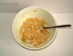 Маска с календулой для проблемной кожи (календула, мед, кефир, белок)