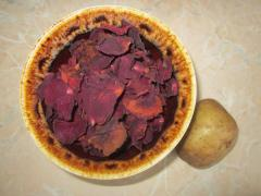 Маска из лепестков роз при раздраженной коже