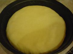Пирог с вишней - рецепт с фото, мастер класс