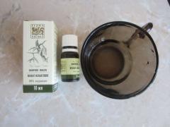 Оливковая маска для волос с иланг-илангом от секущихся кончиков - рецепт
