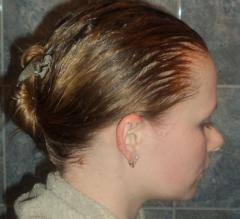 Маска с перцем для роста волос (мед, красный перец)