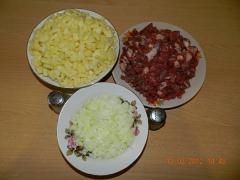 Пирог Хуплу, как приготовить