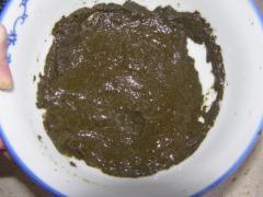 Маска из зеленого чая для волос (чай, яйцо)