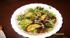 Курица с баклажанами в сливочно-сырной корочке - рецепт
