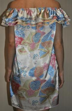 Как сшить домашнее платье