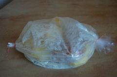 Как приготовить курицу в рукаве - рецепт с картошкой, мастер класс