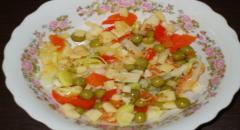 Омлет с начинкой - рецепт