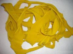 Пояс из ткани, как сделать из ничего