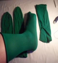 Носки за пять минут