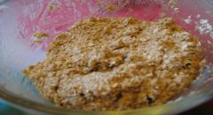 Овсяное печенье без муки - рецепт