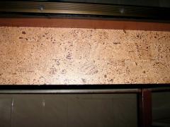 Крышка стола из половой плитки